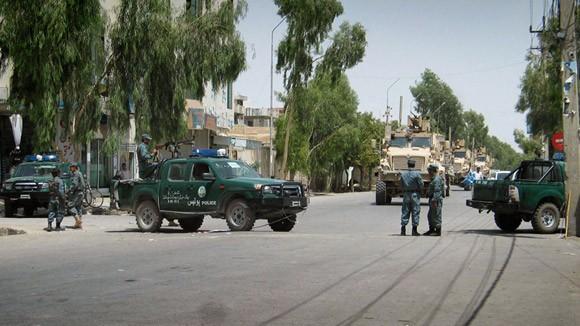 Afghanistan phá âm mưu ám sát Tổng thống ảnh 1