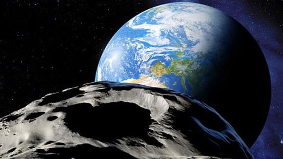 Tiểu hành tinh sượt qua Trái đất ở cự ly gần nhất ảnh 1