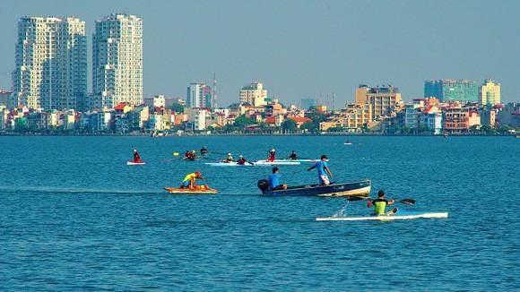"""Canoeing Việt Nam: Lại hy vọng ở """"tre già"""" ảnh 1"""