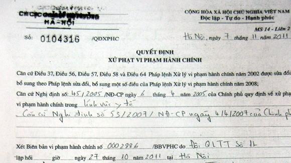 Nhiều vi phạm tại Đông nam dược Bảo Long ảnh 1
