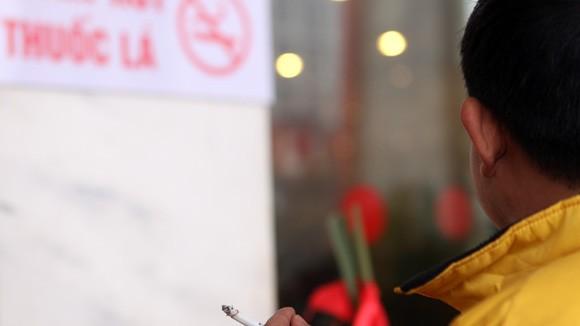 Tăng thuế tiêu thụ đặc biệt đối với thuốc lá ảnh 1