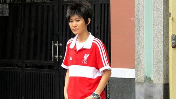Nữ diễn viên Kim Phượng ngổ ngáo như... bà trùm ảnh 2