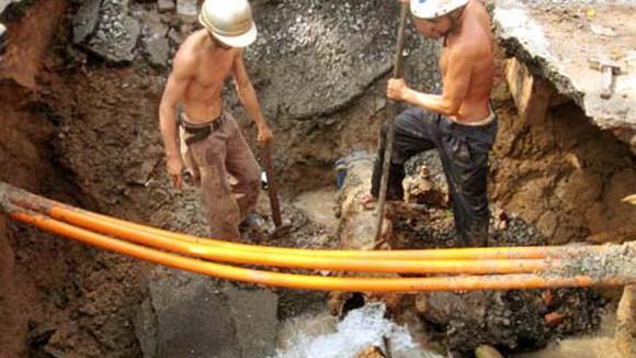 Dự án giảm thất thoát nước sạch 44 triệu usd: Mỗi ngày vẫn mất 5 tỷ đồng ảnh 1