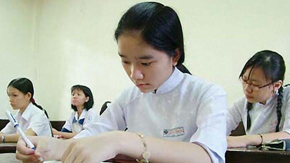 Dự kiến học sinh giỏi quốc gia được tuyển thẳng đại học ảnh 1