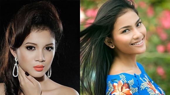 Nhan sắc Việt dự thi Hoa hậu Trái đất 2011: Cứ như trò đùa! ảnh 1