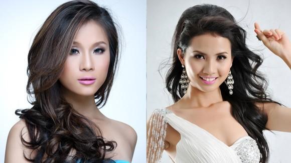 Nhan sắc Việt dự thi Hoa hậu Trái đất 2011: Cứ như trò đùa! ảnh 2