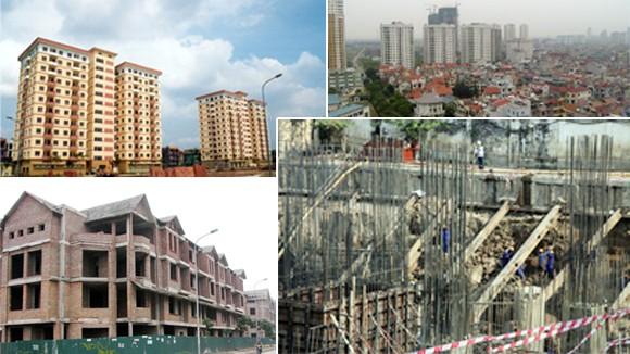 Ai cứu thị trường bất động sản? ảnh 1