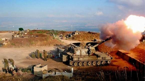 Nước sôi lửa bỏng ở Trung Đông ảnh 1