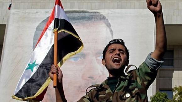 Syria tuân thủ tối hậu thư của AL ảnh 1