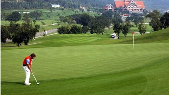 Cấp phép sân golf : Thừa nhưng vẫn xin thêm? ảnh 1