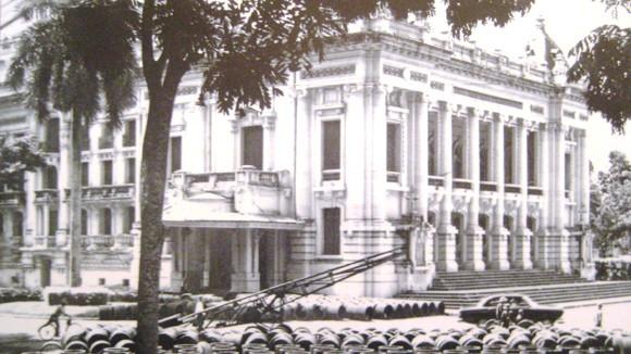 Nhà hát Lớn được công nhận Di tích lịch sử quốc gia ảnh 1
