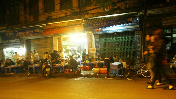 Bát nháo quán ăn đêm Hà thành ảnh 2