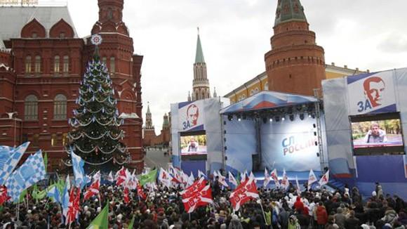 Nga điều tra cáo buộc gian lận bầu cử ảnh 1