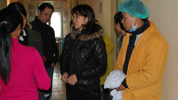 Vụ cháy cửa hàng gas Phú Vinh: Nạn nhân đang nguy kịch ảnh 2
