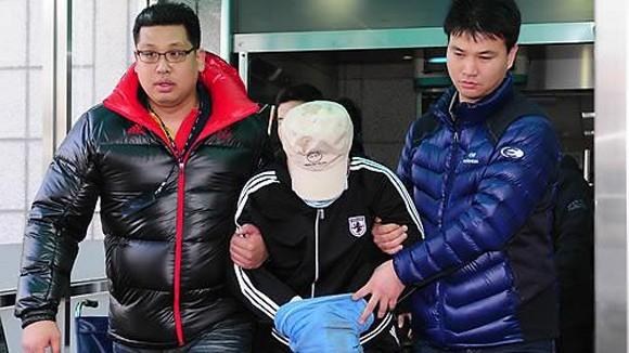 Cảnh sát biển Hàn Quốc bị ngư dân Trung Quốc sát hại ảnh 1