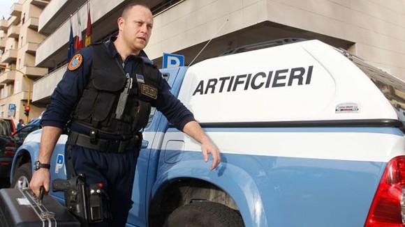Lại phát hiện bom thư ở Italia ảnh 1
