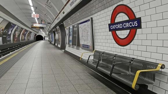"""London không có """"Quà tặng"""" ảnh 1"""