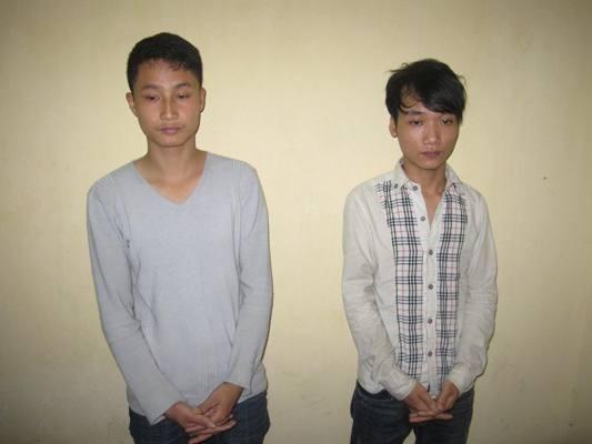 Sinh viên năm 4 đi cướp giật, gặp ngay CSCĐ ảnh 1