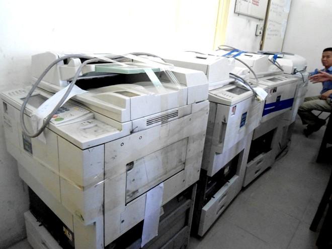 Phát hiện hàng tấn sách lậu ở quận Thanh Xuân ảnh 3