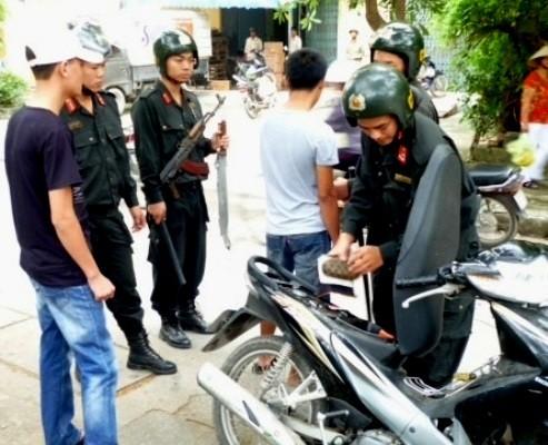 Cần tạo hành lang pháp lý đủ mạnh cho lực lượng Cảnh sát cơ động ảnh 1