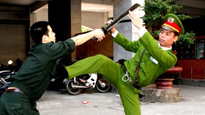 Phòng Cảnh sát bảo vệ CATP Hà Nội: Lập nhiều thành tích trong công tác, chiến đấu ảnh 1