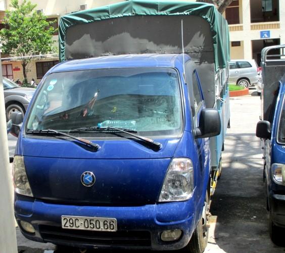 Lật tẩy đường dây trộm cắp tiêu thụ ôtô ảnh 2