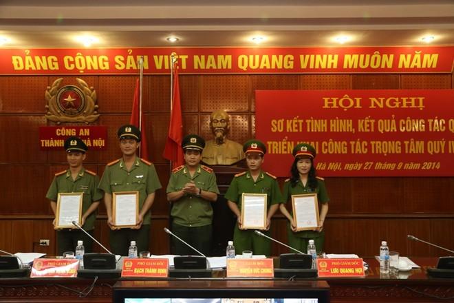 CATP Hà Nội: Triển khai đồng bộ các giải pháp đảm bảo an ninh chính trị, trật tự an toàn xã hội ảnh 2