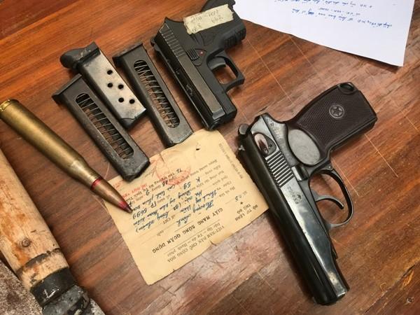 Chặn đứng các hoạt động tội phạm, vi phạm pháp luật về vũ khí, vật liệu nổ, công cụ hỗ trợ ảnh 3