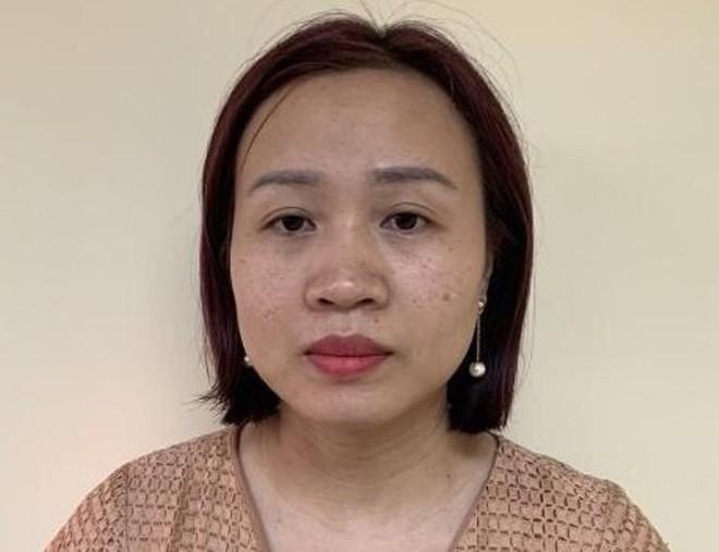 Khởi tố Kế toán trưởng Trung tâm Kiểm soát bệnh tật (CDC) thành phố Hà Nội ảnh 1