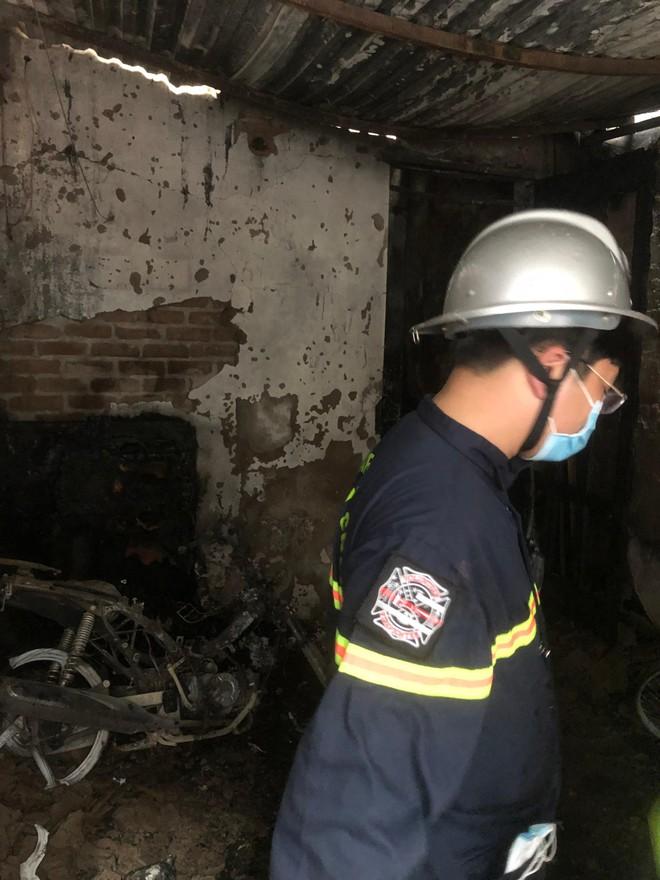 Cháy phòng trọ làm 4 người tử vong ảnh 2