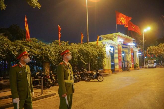 Công an Hà Nội đảm bảo tuyệt đối an toàn đêm giao thừa Tết Tân Sửu 2021 ảnh 2