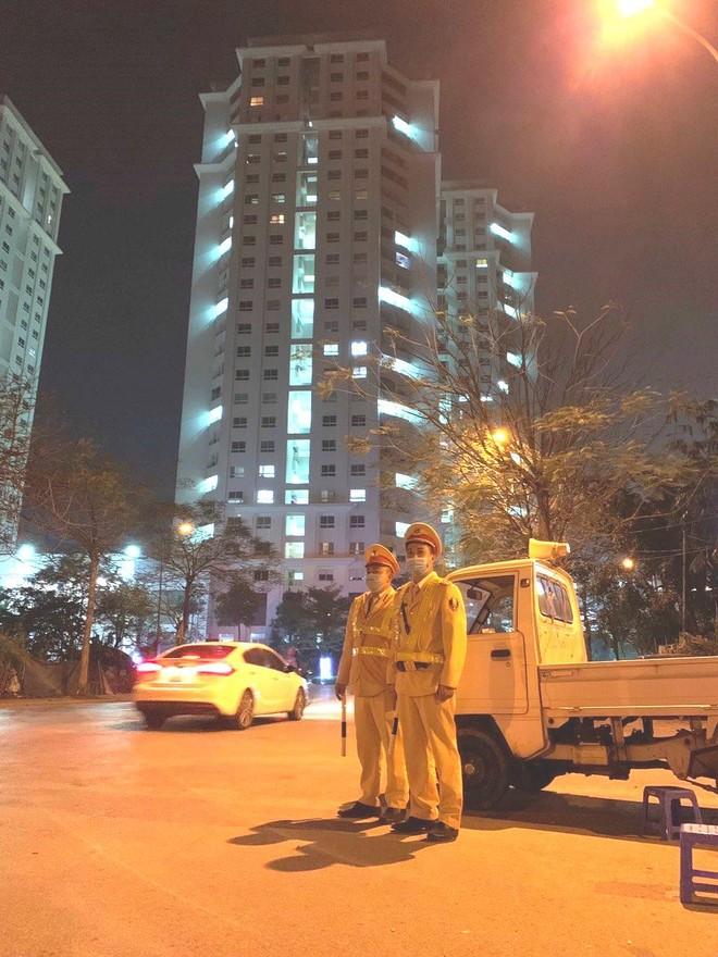 Công an Hà Nội đảm bảo tuyệt đối an toàn đêm giao thừa Tết Tân Sửu 2021 ảnh 3