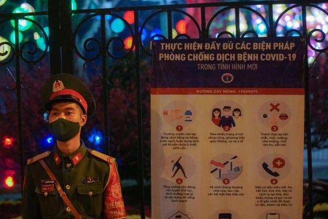 Công an Hà Nội đảm bảo tuyệt đối an toàn đêm giao thừa Tết Tân Sửu 2021 ảnh 4