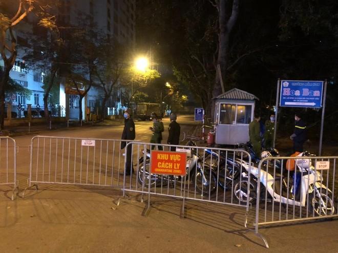 Công an Hà Nội đảm bảo tuyệt đối an toàn đêm giao thừa Tết Tân Sửu 2021 ảnh 5