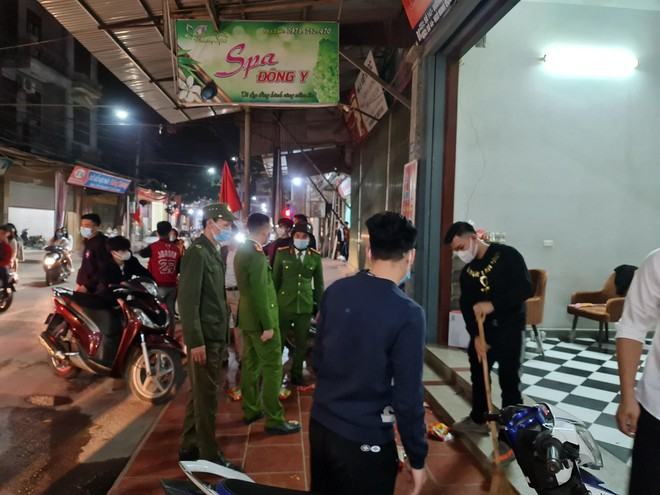 Công an Hà Nội đảm bảo tuyệt đối an toàn đêm giao thừa Tết Tân Sửu 2021 ảnh 6