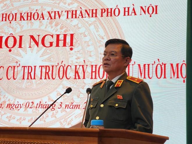 Đoàn Đại biểu Quốc hội Hà Nội, đơn vị bầu cử số 5 tiếp xúc cử tri trước kỳ họp thứ 11, Quốc hội khóa XIV ảnh 1