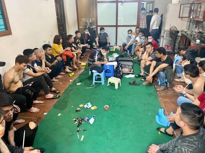 Cảnh sát hình sự Hà Nội: Đánh trúng nhiều ổ nhóm tội phạm nguy hiểm ảnh 2