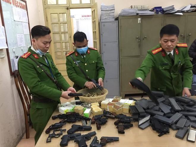Cảnh sát hình sự Hà Nội: Đánh trúng nhiều ổ nhóm tội phạm nguy hiểm ảnh 4