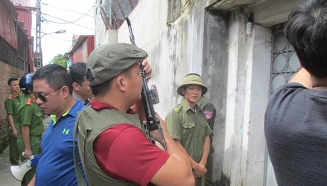 Chuyển biến tích cực về an ninh trật tự tại xã Kim Lũ ảnh 2
