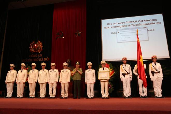 Lực lượng Tham mưu Công an Hà Nội, 75 năm một chặng đường ảnh 1