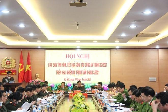 Lực lượng Tham mưu Công an Hà Nội, 75 năm một chặng đường ảnh 3