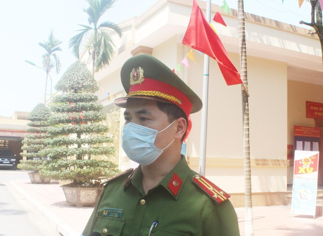 Công an Hà Nội: Đảm bảo tuyệt đối an toàn ngày bầu cử, căng sức trên tuyến đầu phòng chống dịch bệnh ảnh 6