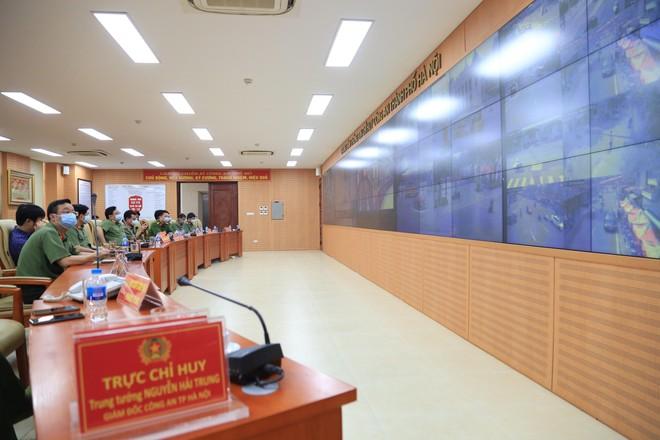 Công an Hà Nội: Đảm bảo tuyệt đối an toàn ngày bầu cử, căng sức trên tuyến đầu phòng chống dịch bệnh ảnh 2