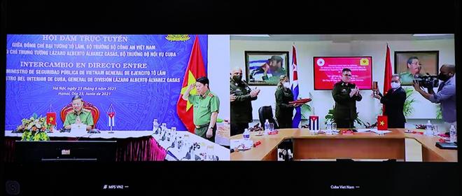 Đoàn kết, gắn bó chặt chẽ giữa Bộ Công an Việt Nam và Bộ Nội vụ Cuba ảnh 3