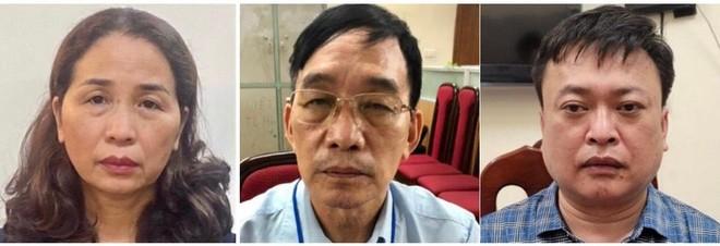 15 bị can bị khởi tố vì những sai phạm tại Sở Giáo dục và Đào tạo tỉnh Quảng Ninh và một số đơn vị liên quan ảnh 1
