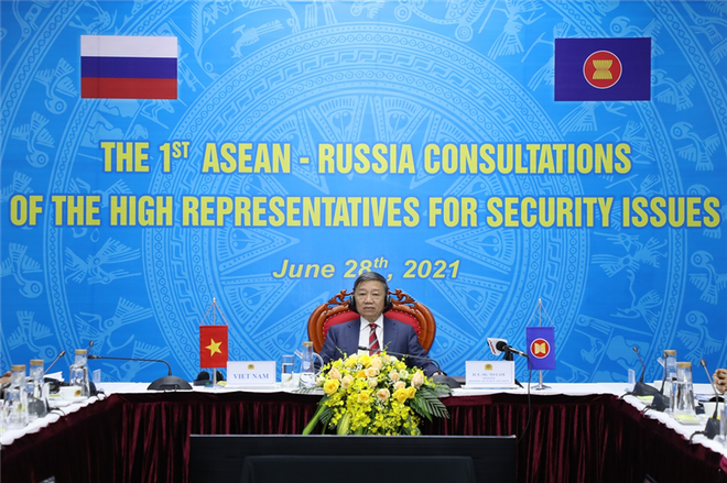 Đưa quan hệ Đối tác chiến lược ASEAN - Nga phát triển thực chất, toàn diện ảnh 1