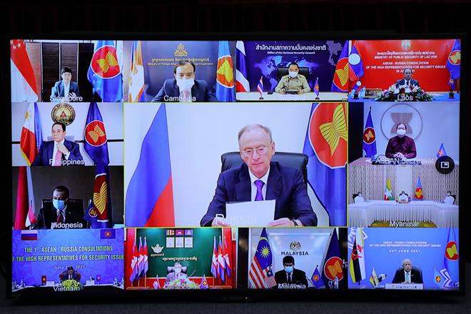 Đưa quan hệ Đối tác chiến lược ASEAN - Nga phát triển thực chất, toàn diện ảnh 2