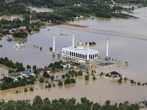 """Việt Nam và Indonesia """"hưởng lợi"""" từ lũ lụt nghiêm trọng ở Thái Lan? ảnh 1"""