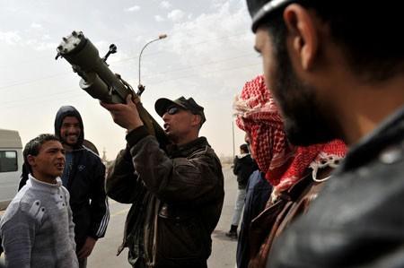 Hơn 5.000 tên lửa vác vai tại Libya đã bị phá huỷ ảnh 1