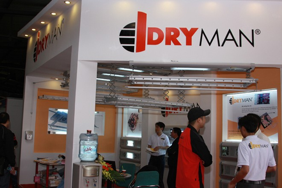Giàn phơi thông minh Dryman ra mắt thị trường ảnh 2